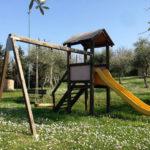 speeltuin op camping San Marino