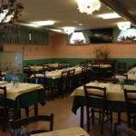 Restaurant op camping San Marino