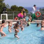 Cala Gogo- Animatie in het zwembad