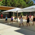 Sportief bezig zijn op Cala Gogo
