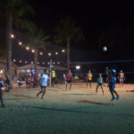 Cala Gogo- Beachvolleybal by night