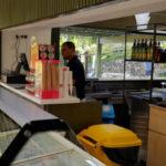 Cala Gogo- Bar en ijsverkoop bij zwembad