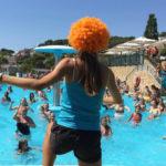 Cala Gogo- Animatie bij het zwembad