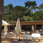 Cala Gogo- Bar bij het strand