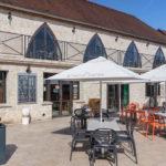 Croix du Vieux Pont-één van de restaurants