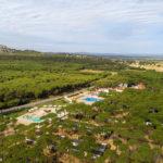 Cypsela Resort und Umgebung