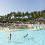 Soustons Village: zwembaden