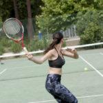 Tennissen op Soustons Village