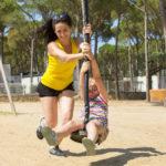 Speeltuin op Cypsela Resort aan de Costa Brava
