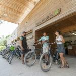 Soustons Village fietsverhuur