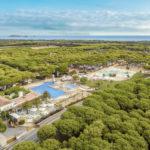 Luftbild Cypsela Resort