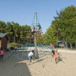 Speeltuin op Soustons Village