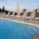 Zwembad op La Viola e il Sole