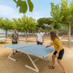 Cypsela Resort: Tischtennis