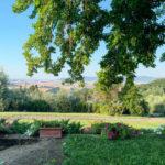 Prachtig uitzicht vanuit L'Antica Fornace