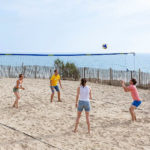 Beachvolleyball Soulac Plage