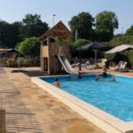 Verwarmd peuterzwembad op Vakantiepark De Pier