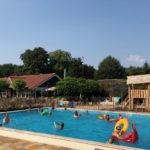 Verwarmd zwembad op Vakantiepark De Pier