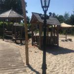Speeltuin op Vakantiepark De Pier