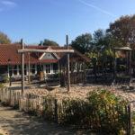 Speeltuin bij 'De Huyskamer' op Vakantiepark De Pier