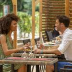 Restaurant op Le Plein Air des Chênes