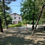 Speeltuin op camping Pian di Boccio