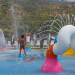 Spraypark Glamping Alcantara