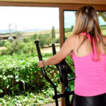 Village des Meuniers, fitness met prachtig uitzicht