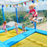 Village des Meuniers, trampolines
