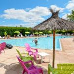 Village des Meuniers, openlucht zwembad