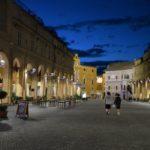 Piazza del Popolo in Fermo