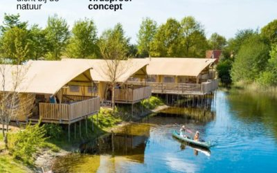 Glamping4all in Recreatief totaal
