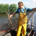 Palingvissen watersportcamping Heeg