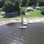 strand watersportcamping Heeg