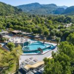 Camping Domaine du Verdon - Zwemparadijs bovenaanzicht 1