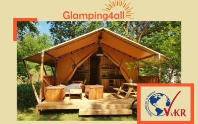 Glamping4all aangesloten bij VvKR