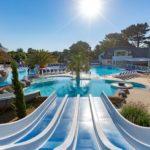 Glijbaan zwembad - Les Deux Fontaines