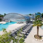 Ligbedden zwembad - Les Alicourts