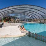 Overdekt zwembad - Les Alicourts