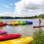 Waterfietsen huren - Les Alicourts