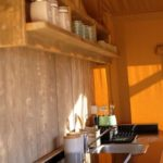 La Viola e Il Sole - Glampingtent keuken